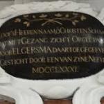 Nicolaus Elgersma, zevende predikant Hervormd Akkerwoude