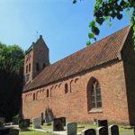 Sint-Bonifatiuskerk in aanbouw