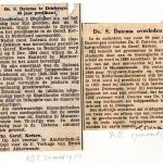 Ds. S. Datema, vierde predikant Gereformeerd Damwâld