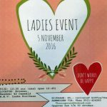 Ladies Event 'Don't worry, be happy'