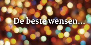 De beste wensen