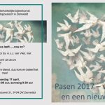 Interkerkelijke Paasviering 17 april