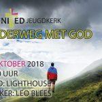 Younited jongerendienst – Onderweg met God
