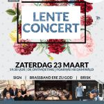 Lenteconcert World Servants Damwoude