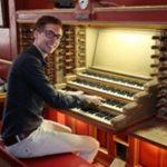 Zaterdagavond 5 oktober Orgelconcert Gert van Hoef