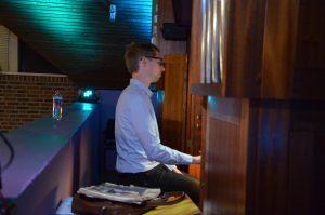 Gert van Hoef geeft Majestueus orgelconcert