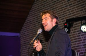 Younited viert kerst met Martin Brand