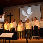 Evangelisatiedienst met gospelgroep Vision …. Exodus !