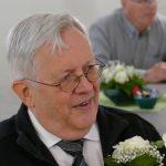 """Sijbren Boukes 40 jaar al """"Geandewei"""" Tsjinner fan 'e tsjerke"""